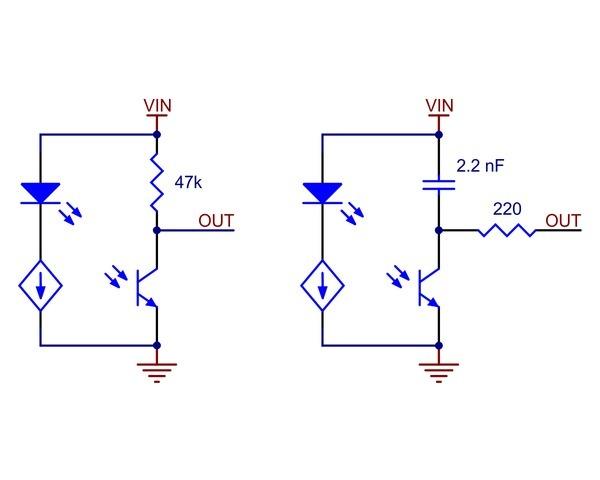 4mm Pitch 5-Channel RC Output QITA QTR-HD-05RC Reflectance Sensor Array