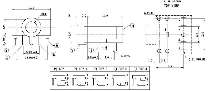 Beautiful Female 3 5mm Jack Wiring Diagram Collection - Schematic ...