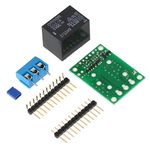 Pololu RC Relay 10A (Partially Assembled Version)