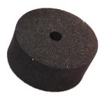 FingerTech Neoprene Foam Snap Wheels 25.4 x 12.7mm Pk of 2