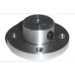 FingerTech Single Aluminium Delrin Mecanum Wheel Mount