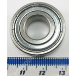 Miniature Model Bearing 6001ZZ 12x28x8