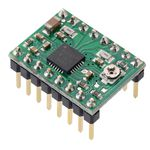 Pololu A4988 Stepper Motor Driver Carrier with Headers