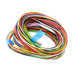 Equipment Wire 7/0.2 11 Colour x 2m Pack
