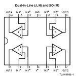 Quad Micropower Op-Amp LP324N
