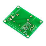 Relay Control Breakout Board Bare PCB