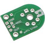 Pololu MQ Gas Sensor Carrier Bare PCB