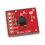 Sparkfun 3-Axis 3g ADXL335 Accelerometer
