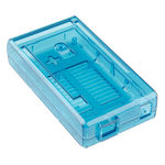 Blue Enclosure for Arduino Mega 2560 R3