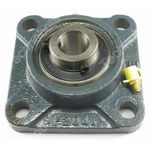 Flanged Bearing Unit 4 Bolt Cast 17mm