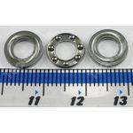 Miniature Thrust Ball Bearing F5-10M 5x10x4