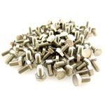 Hex Head Stainless Bolt M3 x 6mm Pk/100