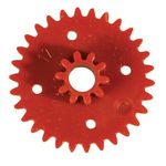 MOD 0.5 Double Gear 30/10T 2.9mm Bore