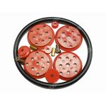 Plastic Pulley Set