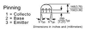 BC237B NPN Transistor