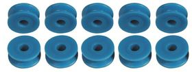 14mm Plastic Pulley Pack of 10