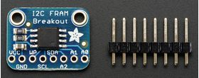 Adafruit I2C Non-Volatile FRAM Breakout Board