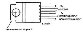 18W Audio Power Amplifier TDA2030A