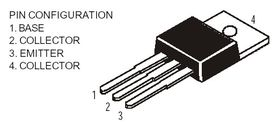 TIP31C 100V NPN High Volt Transistor