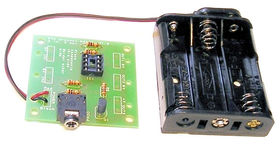 Kitronik PIC 8-Pin Project Board (2in 3out) Comp Kit