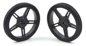Pololu Wheel 60x8mm in Black - Pair