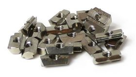 MakerBeam T-Slot Nut Set - Pack of 25 with Hex Key