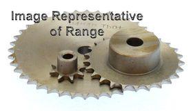 04B Steel Chain Sprocket 6mm - 14T