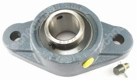 Flanged Bearing Unit 2 Bolt Cast 25mm