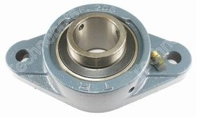 Flanged Bearing Unit 2 Bolt Cast 30mm