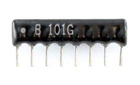 Resistor Network 4-Isolated 47k