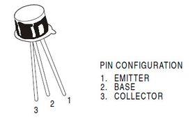 2N2369 NPN High Speed Switching Transistor