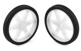 20T splined wheels 60mm