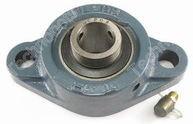 Flanged Bearing Unit 2 Bolt Cast 17mm