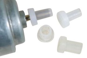 Model motor sleeve reducer