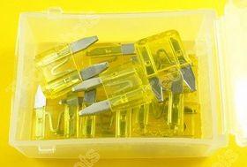 Mini Blade Fuse 20A Pk of 10