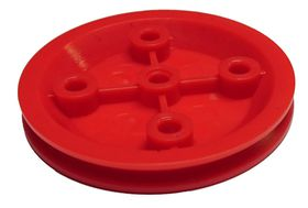 50mm Diameter Plastic Pulley