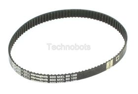 MXL025 Rubber Timing Belt 100 Tooth
