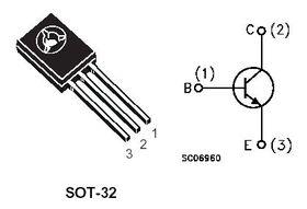 BD437 Power Switch Transistor