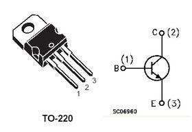TIP29C 100V NPN High Voltage Transistor