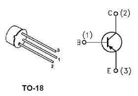 2N2907A 60V PNP Transistor