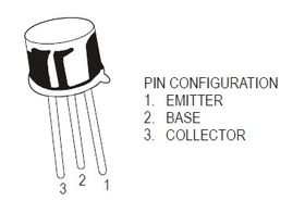 2N4033 NPN Small Signal GP Amplifier Transistor