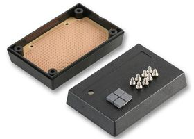 Project ABS box with proto board