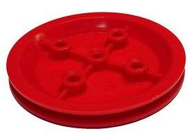 60mm Diameter Plastic Pulley