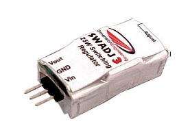 Switching Variable Voltage Regulator 3A