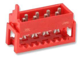 MicroMatch 8-Way IDC Plug (HUB-ee)