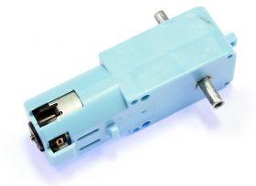 Inline geared motor 3-6V 55 rpm@3V