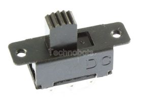 DPDT Miniature Slide Switch 0.3A