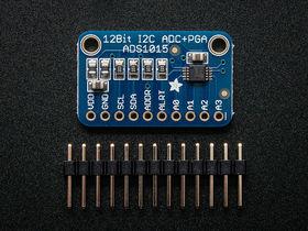 Adafruit 12-bit ADC Breakout Board