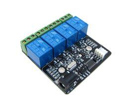 MDFly TTL 4-Channel Relay Control Board
