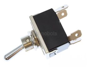 12V 20A DPST Toggle Switch